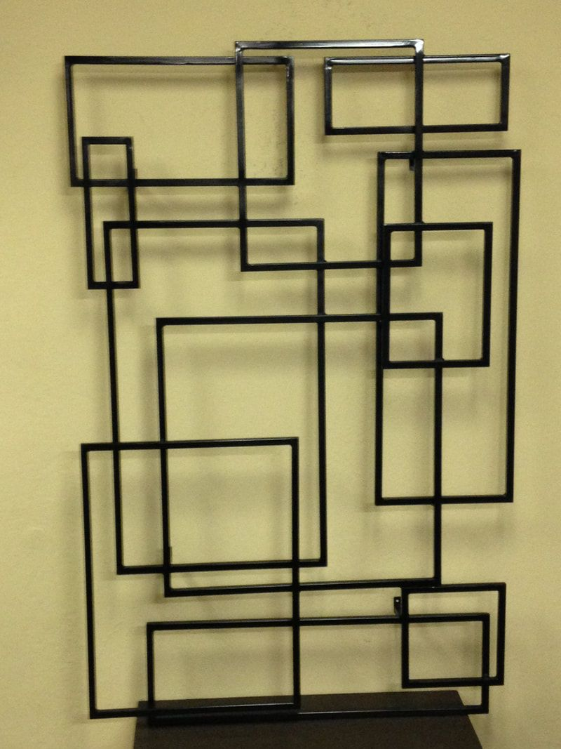 Metal Wall Art Forest And Forge Design